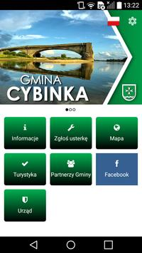 Cybinka apk screenshot