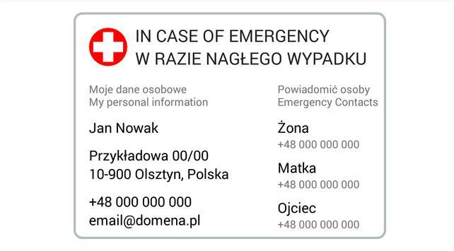 Safe Olsztyn screenshot 7