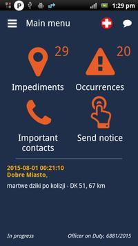 Safe Olsztyn screenshot 1