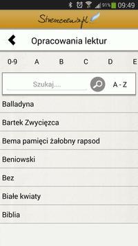 Streszczenia.pl screenshot 1