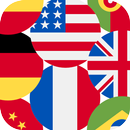 World Flags Quiz - Guess The Country Flag! APK