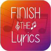 Finish The Lyrics icon