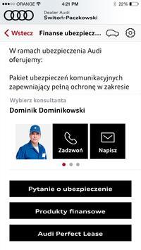 Audi Świtoń screenshot 2