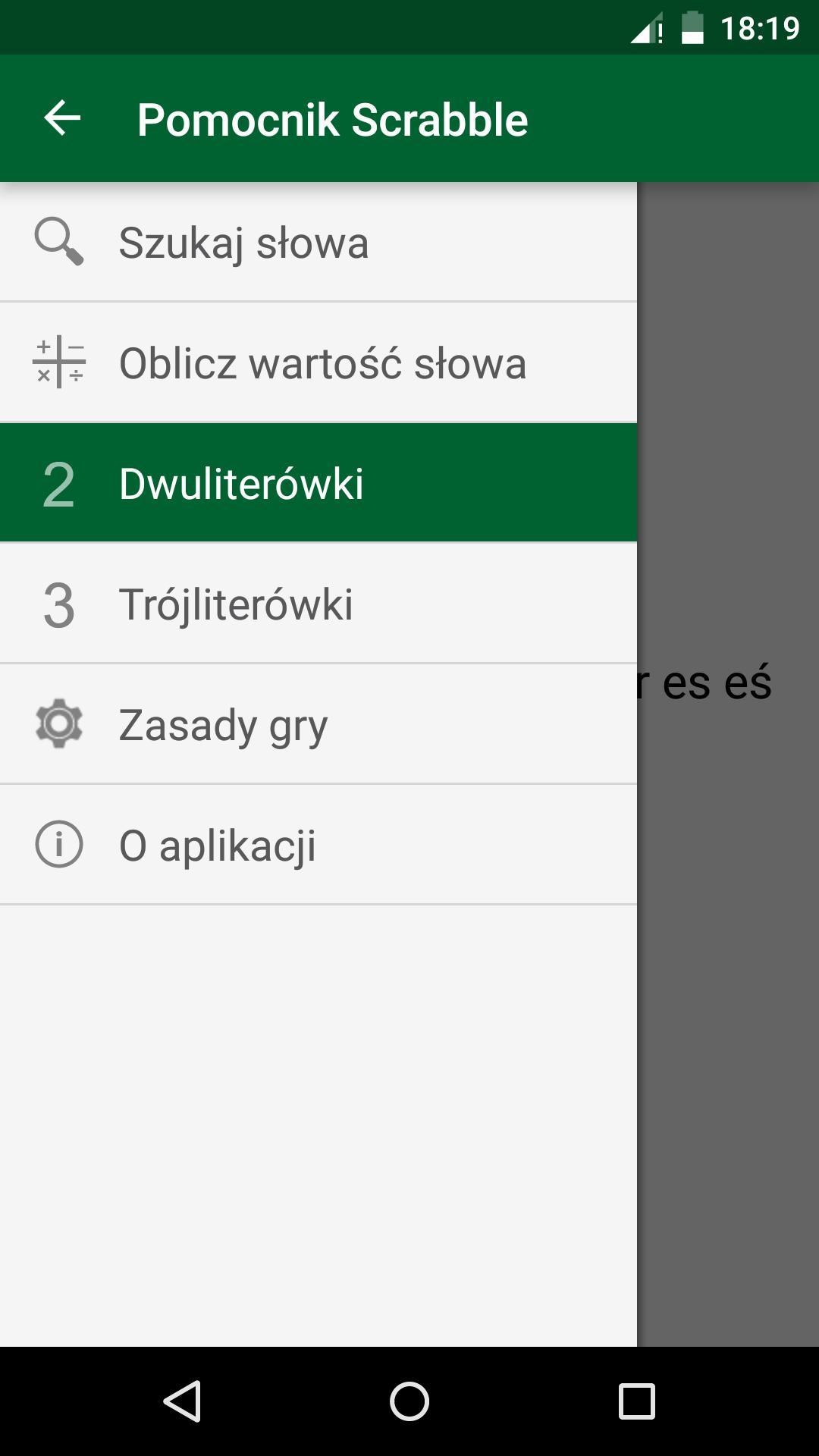 Pomocnik Scrabble - offline for Android - APK Download