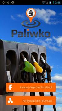 Paliwko | Ceny paliw, Stacje poster