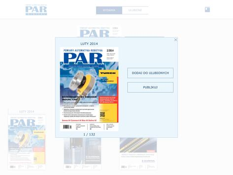PAR Digital apk screenshot