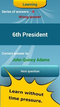 US Presidents Quiz apk screenshot