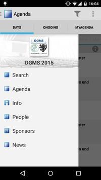 DGMS 2015 poster