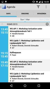 DGMS 2015 screenshot 1
