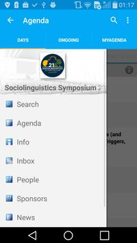 Sociolinguistics Symposium 21 apk screenshot