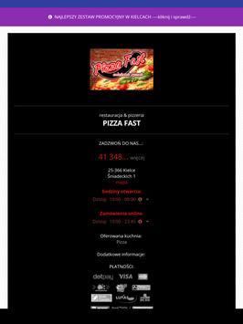 Pizza Fast screenshot 4