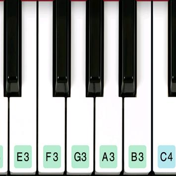 पियानो कुंजीपटल 2019 स्क्रीनशॉट 1
