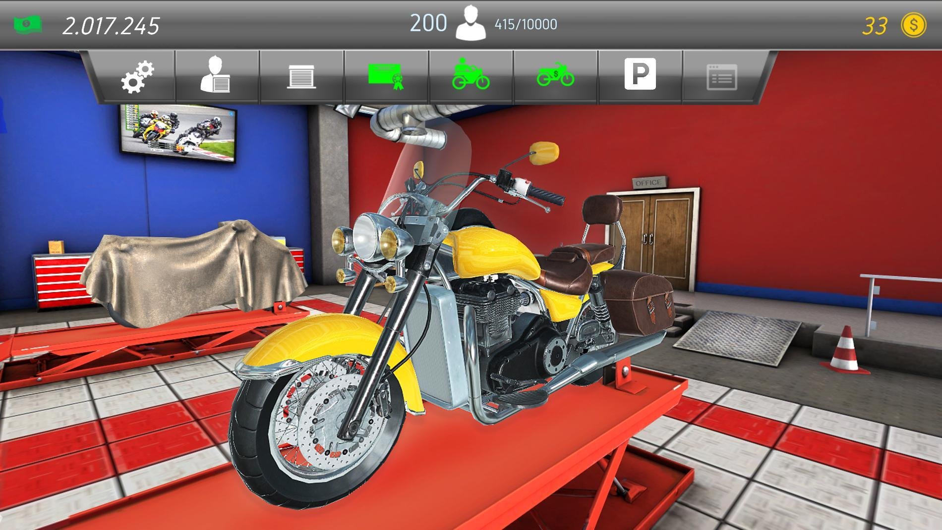 Motorcycle Mechanic Simulator For Android Apk Download