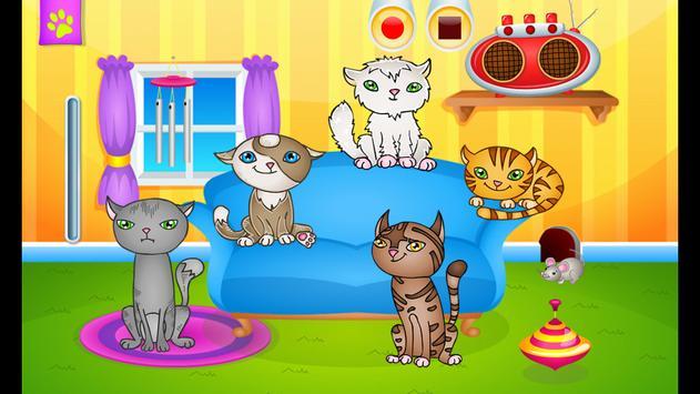 123 Kids Fun ANIMAL BAND Game 截圖 16