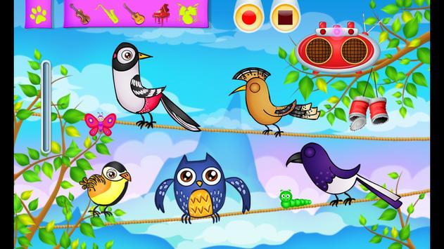 123 Kids Fun ANIMAL BAND Game 截圖 18