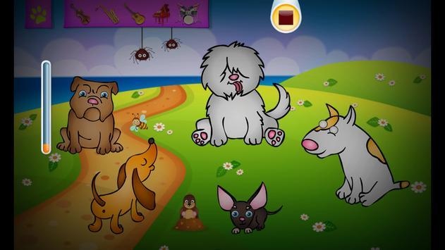 123 Kids Fun ANIMAL BAND Game 截圖 6