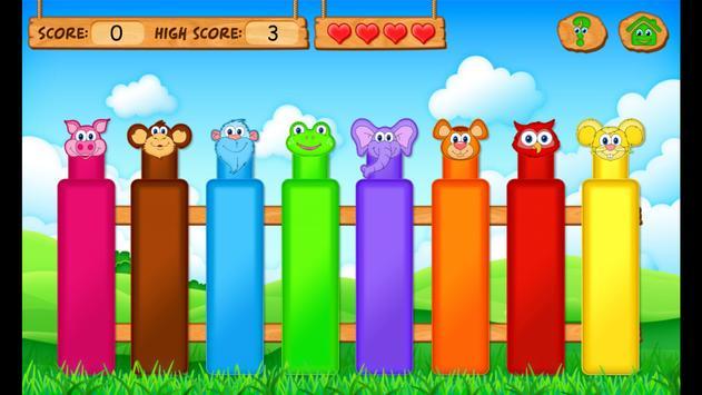 123 Kids Fun MEMO Free Cool Memory Training Games apk screenshot