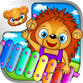 123 Kids Fun Music Games Free ikona