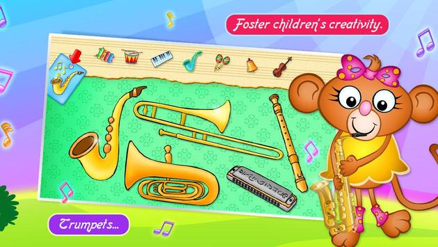 123 Kids Fun Music Games Free screenshot 12