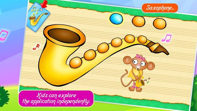 123 Kids Fun Music Games Free screenshot 13