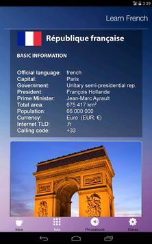 Learn & Speak FRENCH Fast&Easy apk screenshot