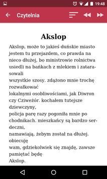 Czytelnia apk screenshot