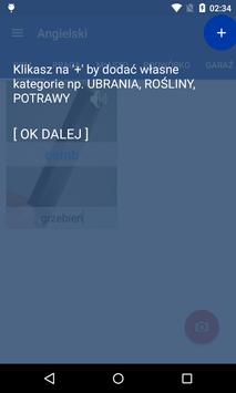 Nauka słówek dookoła, słownik apk screenshot