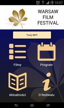 Warsaw Film Festival poster