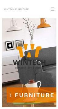Wintech Furniture poster