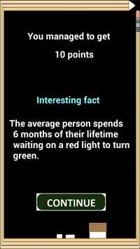 Epic Ball Game with interesting facts apk screenshot
