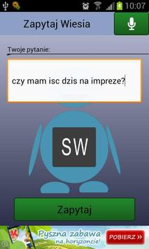Zapytaj Wiesia screenshot 3