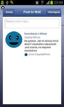 Zapytaj Wiesia screenshot 2