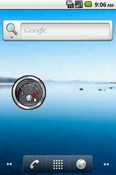 Car Battery Widget apk screenshot