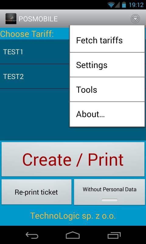 Hotspot Voucher Printer - DEMO for Android - APK Download
