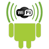 Toggle wifi tether - NO ROOT icon