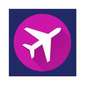 Tickets.pl Cheap flights icon
