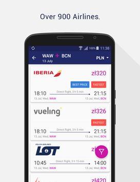 Tickets.pl Cheap flights apk screenshot