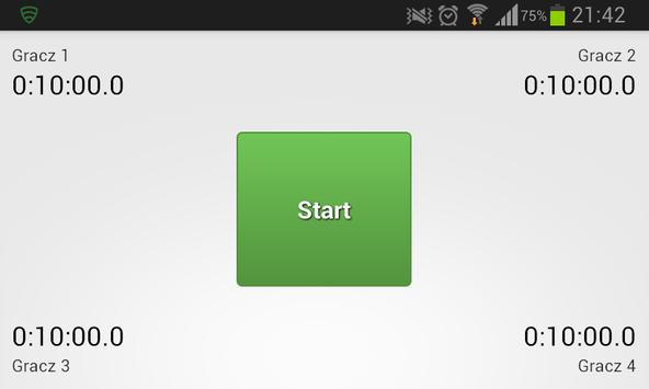 Game Clock for Chess and other screenshot 2
