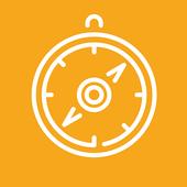 TravelAlert - last minute icon