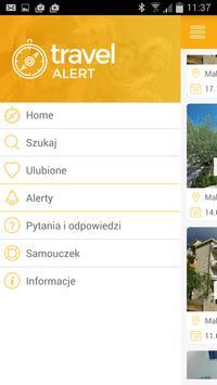 TravelAlert - last minute screenshot 2