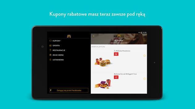 McDonald's Polska screenshot 13