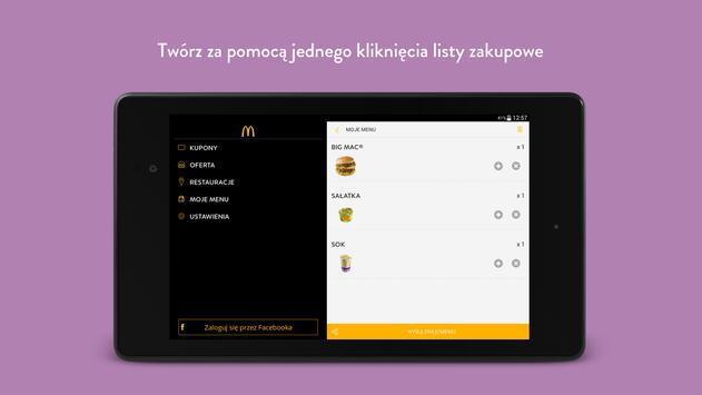 McDonald's Polska screenshot 16