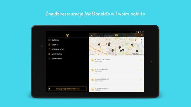 McDonald's Polska screenshot 17