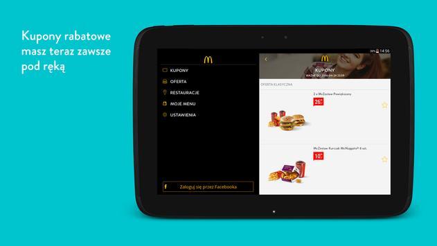 McDonald's Polska screenshot 7