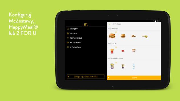 McDonald's Polska screenshot 9