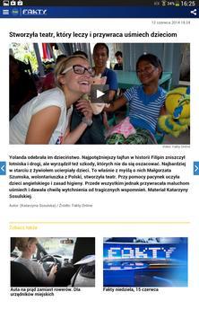 Fakty TVN apk screenshot