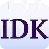 Important Dates Keeper icon