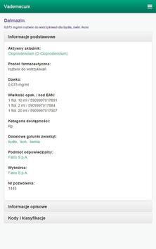 Vademecum Venanet screenshot 8