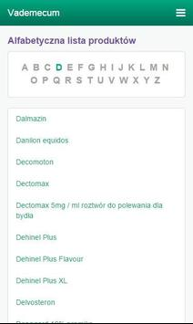 Vademecum Venanet screenshot 1