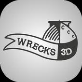 Wrecks 3D icon